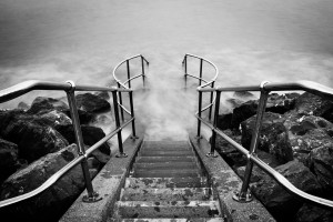 Minehead Steps mjgholland photography