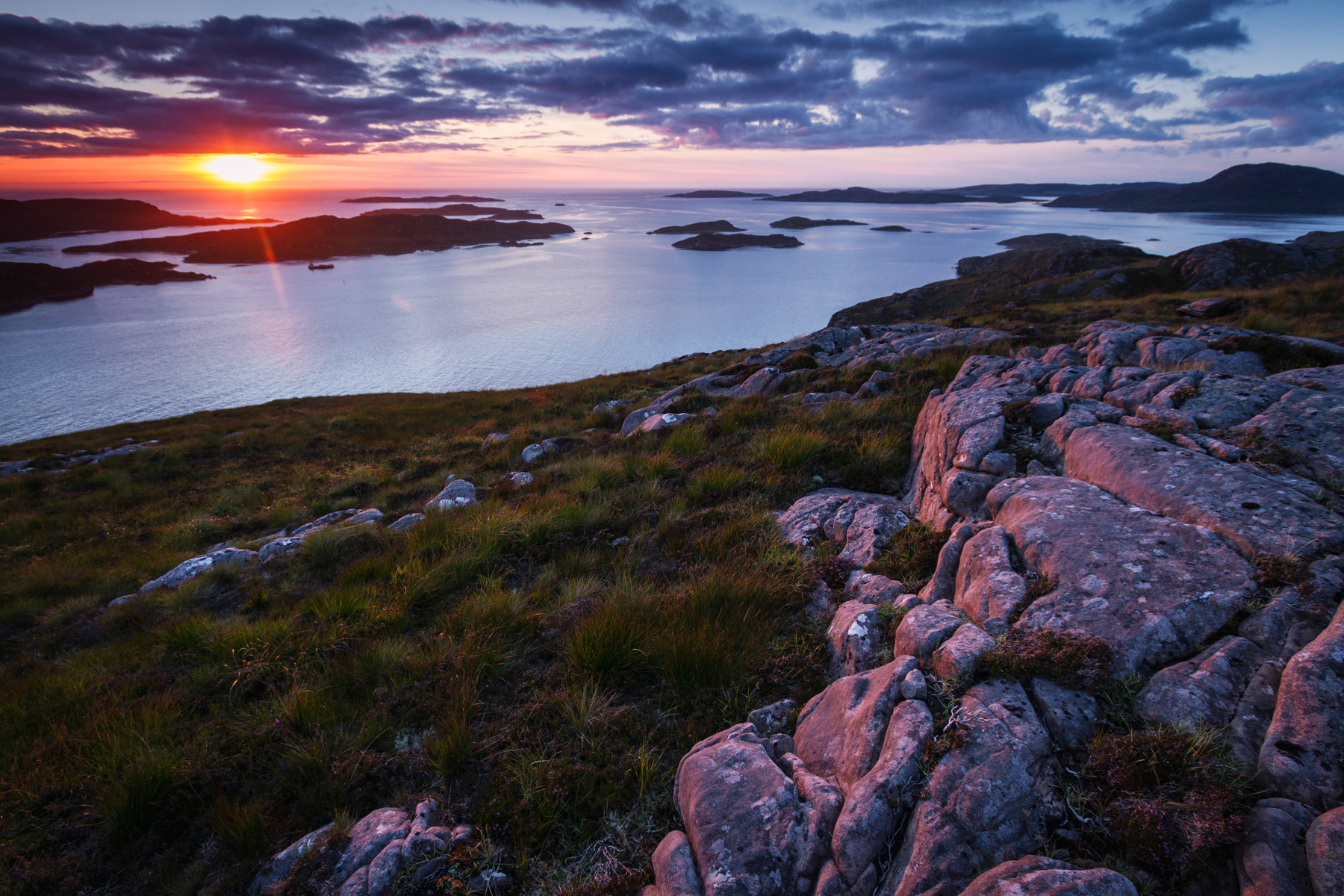 Summer isles mjgholland Photography