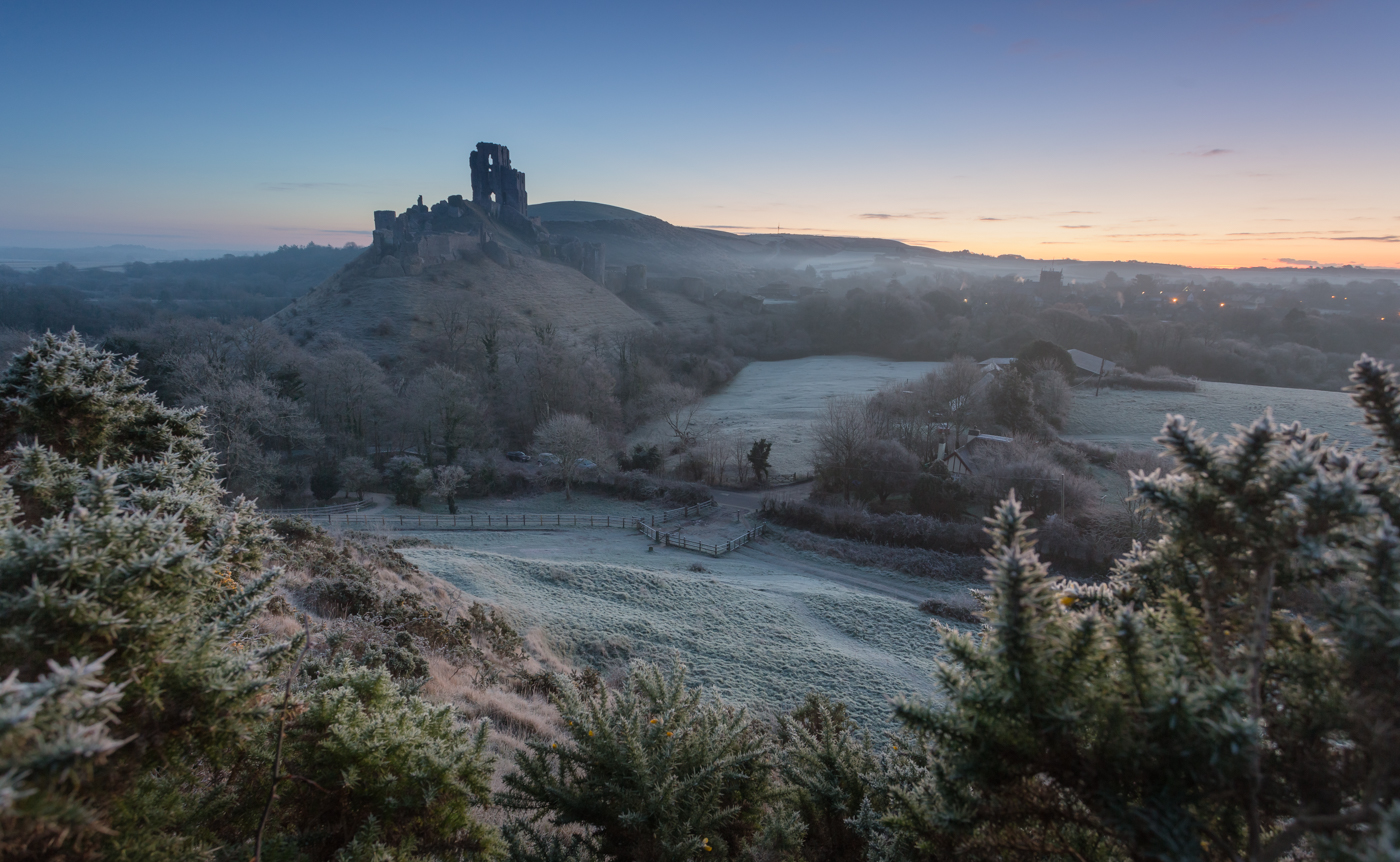 Corfe Castle mjgholland photography