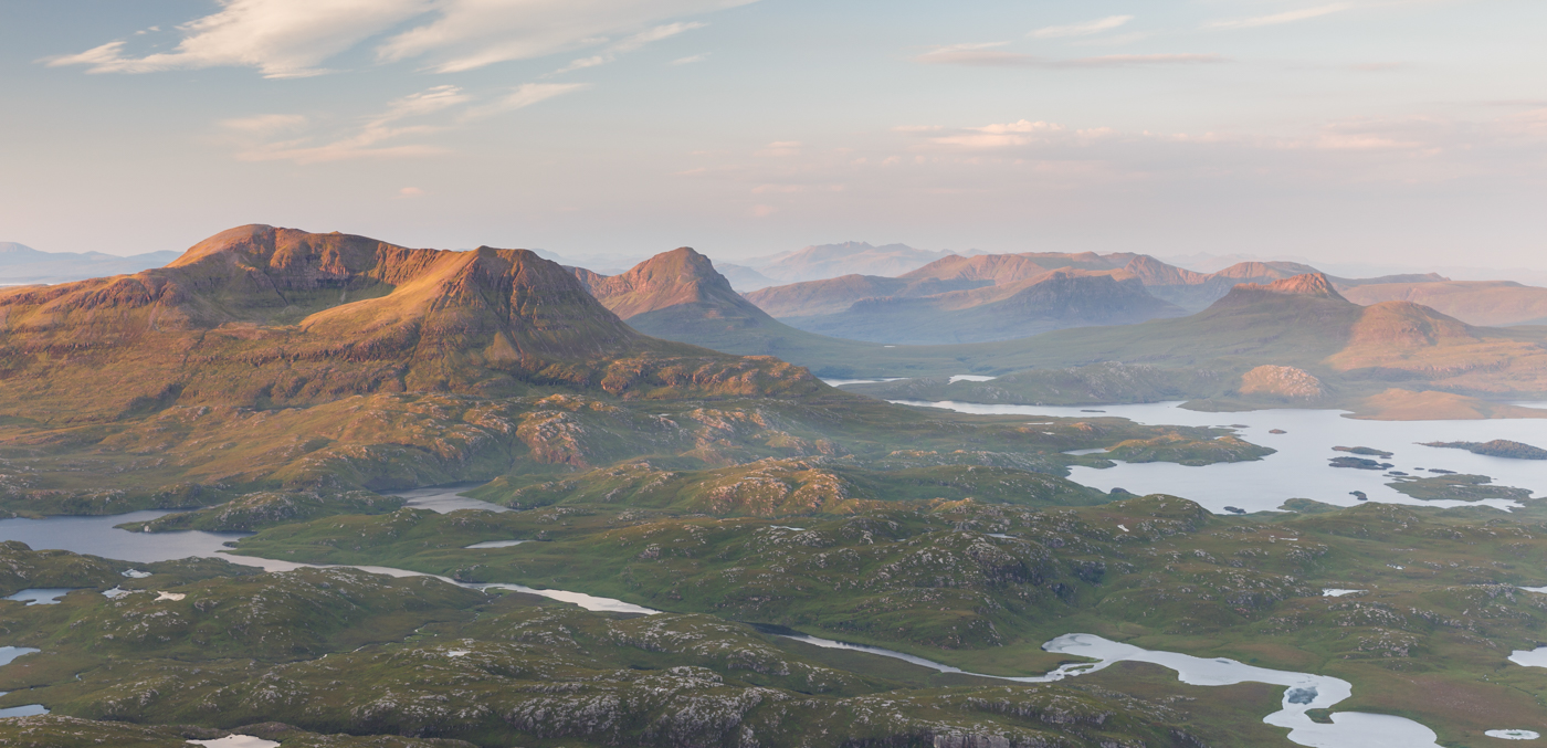 Cul Mor From Suilven