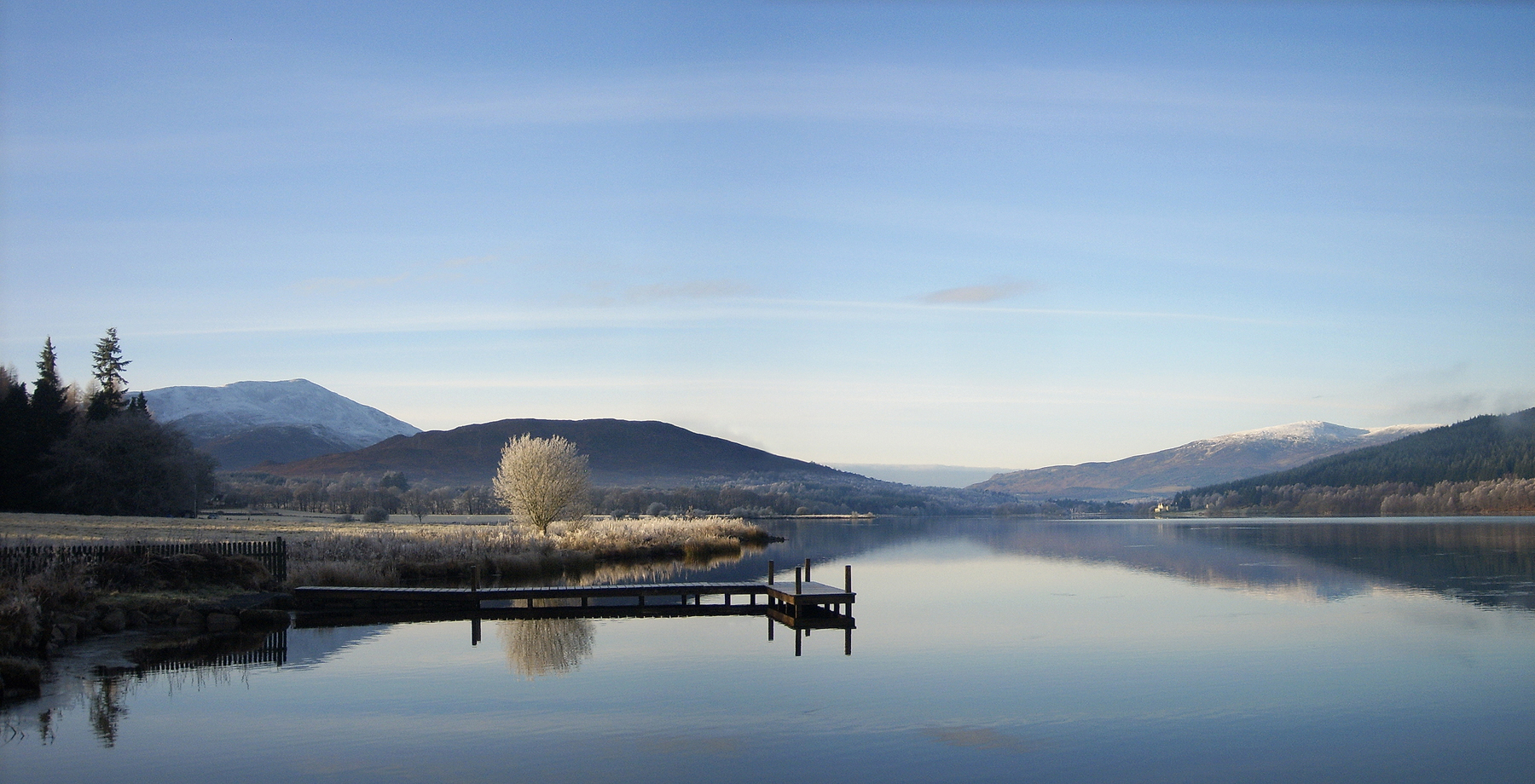 Loch Tummel - mjgholland photography