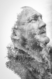 Nathan Double Exposure mjgholland photography