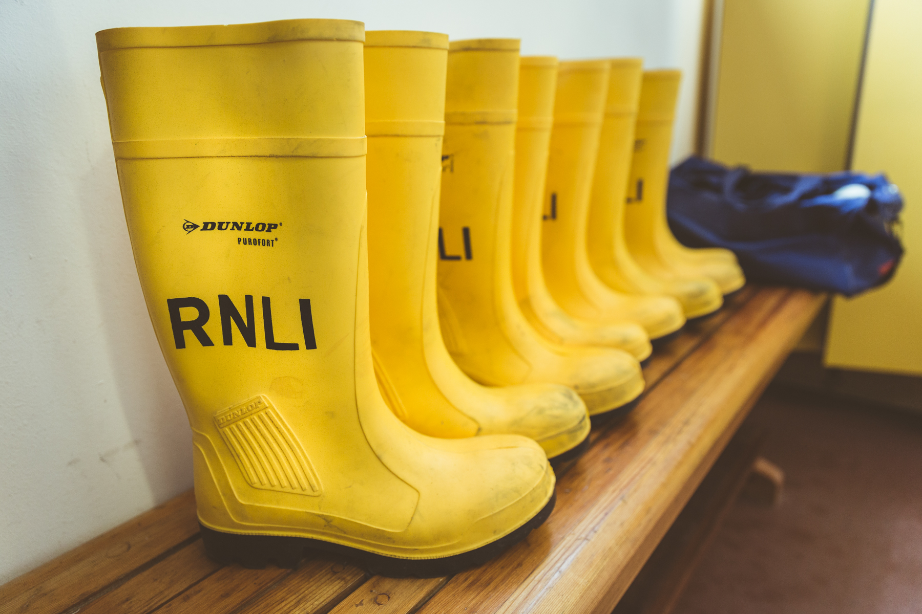 RNLI Welly mjgholland Photography