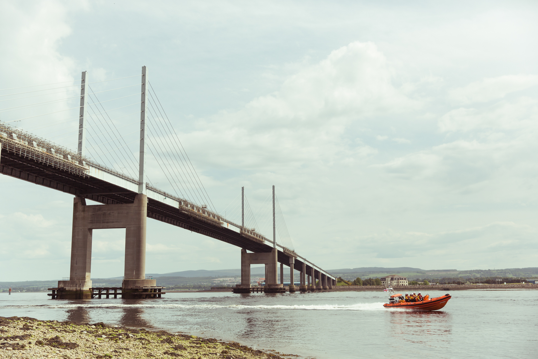 Kessock RNLI mjgholland Photography
