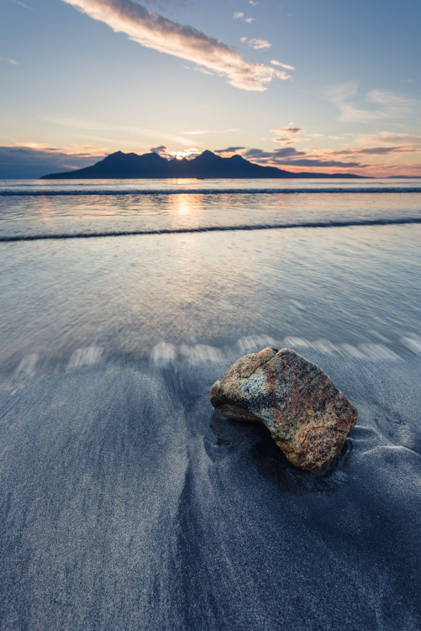 Eigg rock mjgholland photography